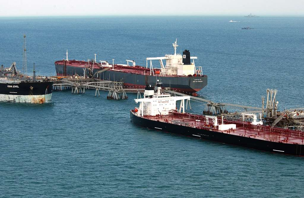 Hundreds of oil tankers each year receive their payload from Iraq�s Al Basrah Oil Terminal (ABOT).