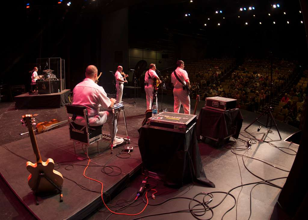 Members of the Navy Band Washington D.C.