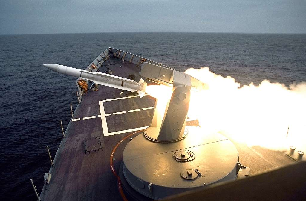 SM-1 Surface-to-Air Missile